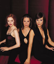 Charmed Season 5 promotional
