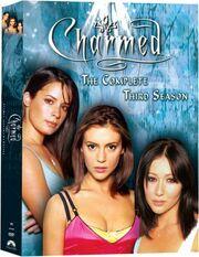 Charmed S3 DVD