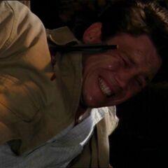 Leo being shot by <a href=