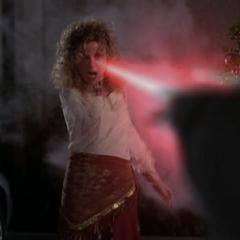Cree attacks Lydia.