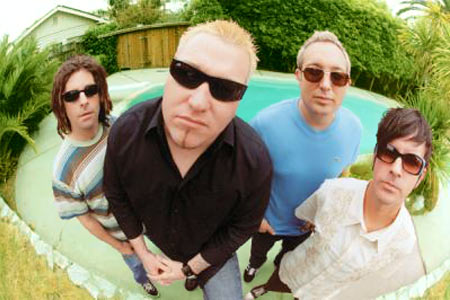 """Smash Mouth is an American rock band that performed at the KQSF Beach Bash in the Season 6 premiere """"Valhalley of the Dolls, Part 1""""."""