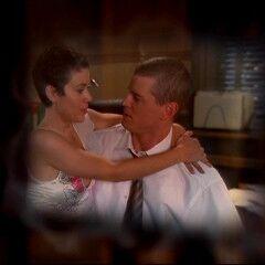 Phoebe held by Jason