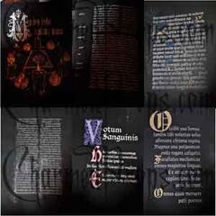 Pages from the Source's Grimoire