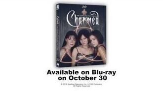 """Charmed The Complete First Season"" on Blu-ray October 30, 2018"