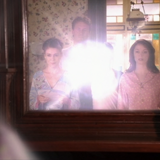 The Charmed Ones and Leo's appearances are changed back to their old ones.