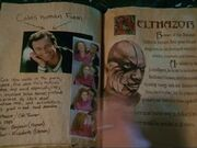 3x21 bos cole's human form --- belthazor (2)