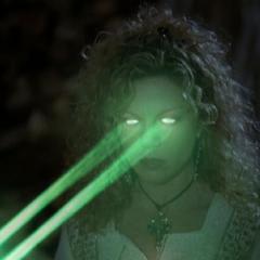 Lydia attacks Cree.