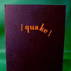 The Quake menu