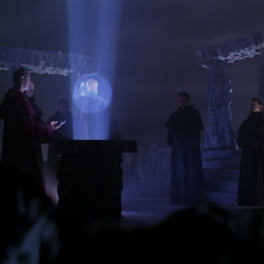 The Order continues to spy on Wyatt with the Hologram.