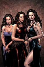 Charmed Comic Issue0 1
