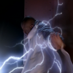 Leo kills Zola, using Electrokinesis.