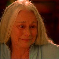 Piper in her eighties