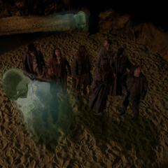 The Avatars make the Possessor tribe see the floating heads.