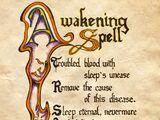 Formule de l'Éveil