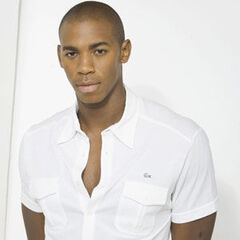 Mehcad Brooks as <a href=