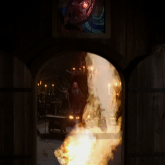 The Crone resurrect the Kazi Demon.