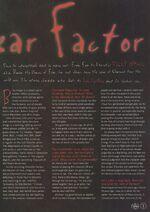 Fear factor 2