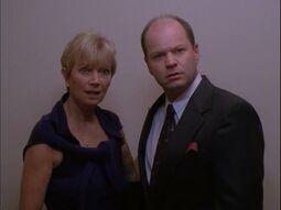 Nick correy and wife