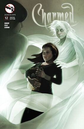 Charmed Virtue Logo Cover