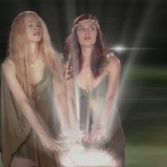 Miranda and Daisy close the Eternal Spring.