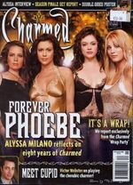 ForeverPhoebe Charmed)Mag