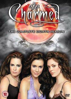 Charmed DVD S8 R2