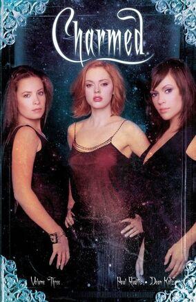 Comics Volume 3 Cover