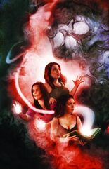 Charmed Cover Issue 4