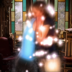 Billie and Christy are summoned to the Manor.