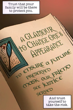 A Glamour to Change One's Appearance