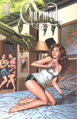 Charmed Cover Issue 4 B