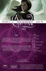 Charmed Virtue Backcover