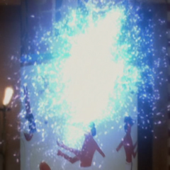 Cole stops Paige's orbing, using Teleportation Manipulation.