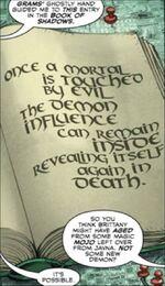 Once a mortal...
