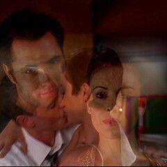 Jason kisses Phoebe