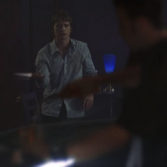 Erik apports an athame.