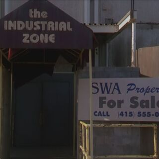The Industrial Zone up for sale from SWA Properties