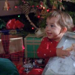 Phoebe as a toddler
