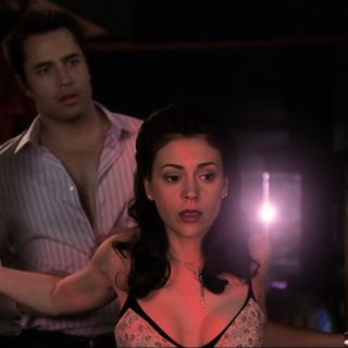 Lust leaving Phoebe.