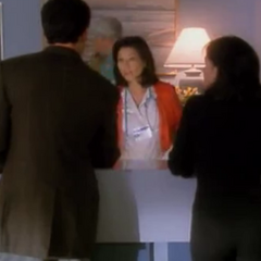Admitting Nurse (with Andy and Prue)