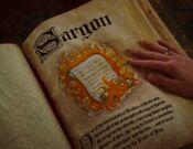 The Sargon Entry