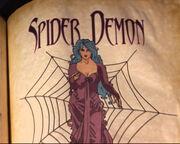 SpiderDemonPage1