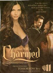 Charisma Charmed Promo