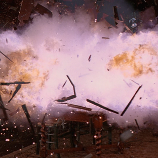 Piper blows up the Doll House.