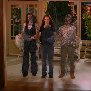 A part of the Hollow leaves the Charmed Ones.