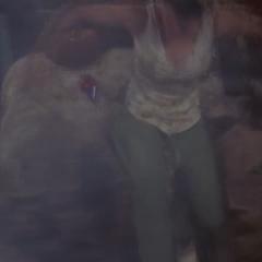Phoebe is flung by Meta's Telekinesis.