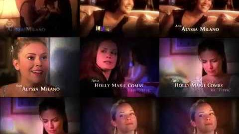Charmed - Opening Title Sequences (Series 1-8 Comparison)