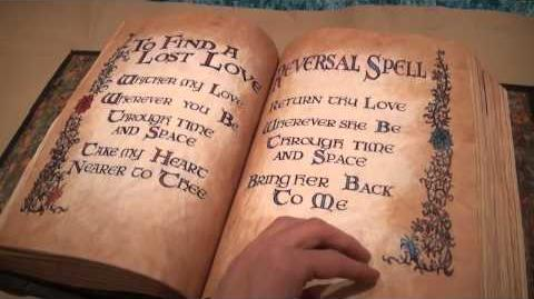 Prescott Manor's Book of Shadows