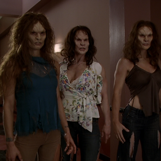 The infected Charmed Ones