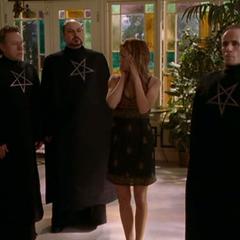 The Triad robes
